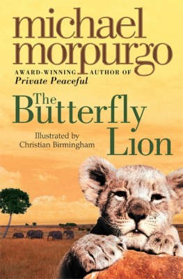 The Butterfly Lion - pr_161177