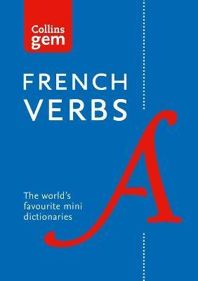 Collins Gem French Verbs - pr_1742305