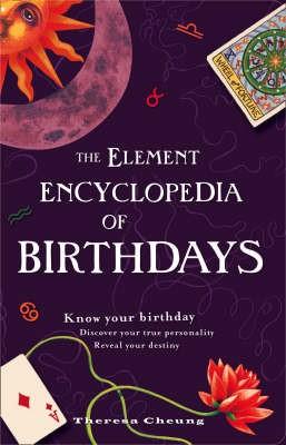 The Element Encyclopedia of Birthdays - pr_364197
