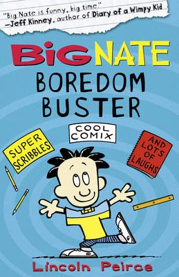 Big Nate Boredom Buster 1 - pr_358776