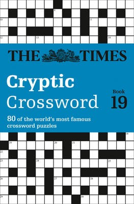 The Times Cryptic Crossword Book 19 - pr_363970