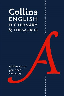 Collins English Dictionary and Thesaurus Essential - pr_115313