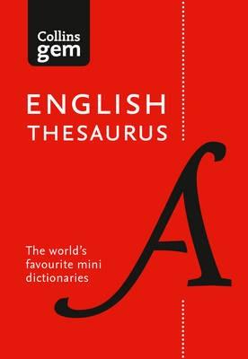 Collins English Gem Thesaurus - pr_410334