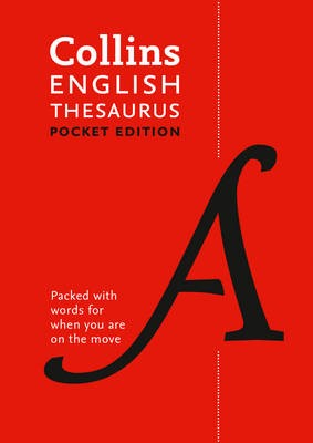 Collins English Pocket Thesaurus - pr_115144