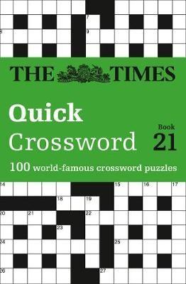The Times Quick Crossword Book 21 - pr_169568
