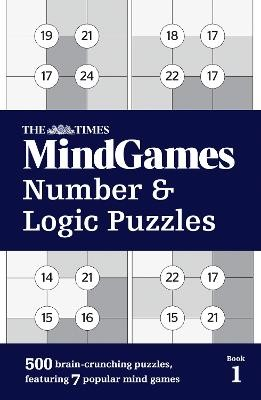 The Times MindGames Number and Logic Puzzles Book 1 - pr_151233