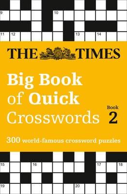 The Times Big Book of Quick Crosswords Book 2 - pr_171535