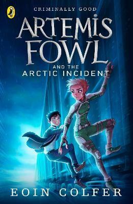 Books Artemis Fowl And The Arctic Incident Paper Plus