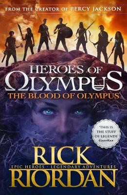 The Blood of Olympus (Heroes of Olympus Book 5) - pr_118592