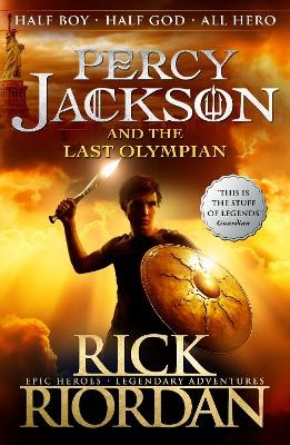 Percy Jackson and the Last Olympian (Book 5) - pr_318645