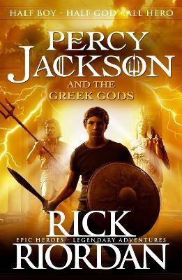 Percy Jackson and the Greek Gods - pr_123448