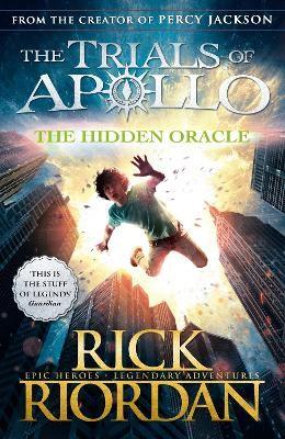 The Hidden Oracle (The Trials of Apollo Book 1) - pr_321006