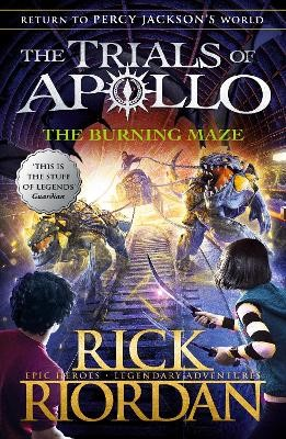 The Burning Maze (The Trials of Apollo Book 3) - pr_324896