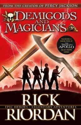 Demigods and Magicians - pr_124143