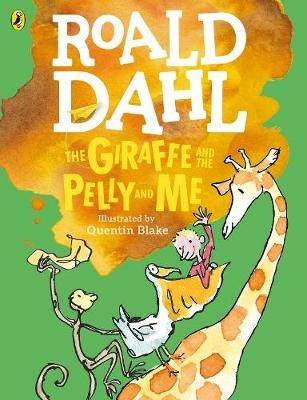 The Giraffe and the Pelly and Me (Colour Edition) - pr_349348