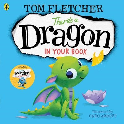 There's a Dragon in Your Book - pr_123525