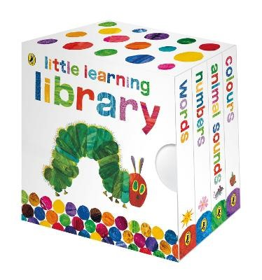 The Very Hungry Caterpillar: Little Learning Library - pr_155718