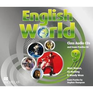 English World 9 Audio CD