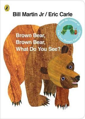 Brown Bear, Brown Bear, What Do You See? - pr_147917