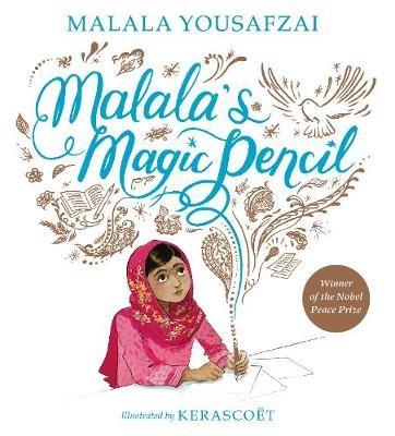 Malala's Magic Pencil - pr_325646