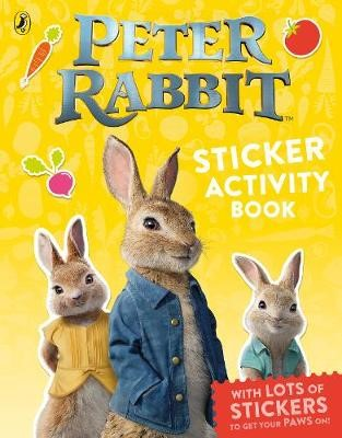Peter Rabbit The Movie: Sticker Activity Book - pr_177129
