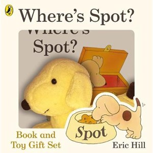 Where's Spot? Book & Toy Gift Set