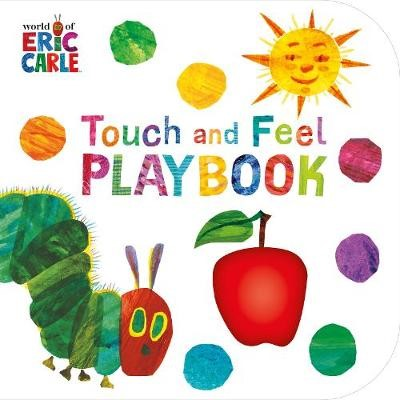 The Very Hungry Caterpillar: Touch and Feel Playbook - pr_368119