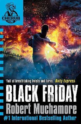 CHERUB: Black Friday - pr_168098