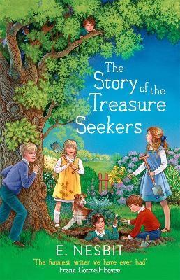 The Story of the Treasure Seekers - pr_363186