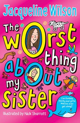 The Worst Thing About My Sister - pr_364486