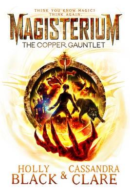 Magisterium: The Copper Gauntlet - pr_123390