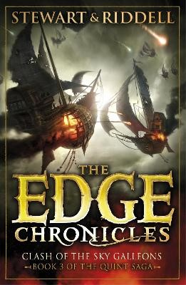 The Edge Chronicles 3: Clash of the Sky Galleons - pr_164129