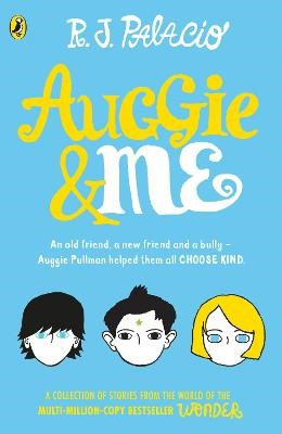 Auggie & Me: Three Wonder Stories - pr_125775