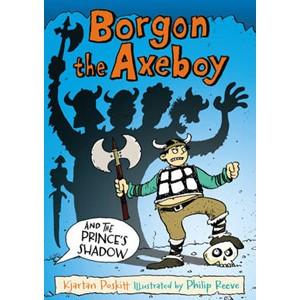 Borgon the Axeboy and the Prince's Shadow