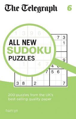 The Telegraph All New Sudoku Puzzles 6 - pr_155135
