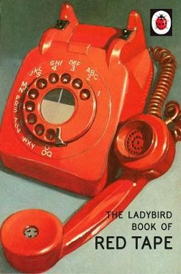 The Ladybird Book of Red Tape - pr_167484