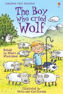 The Boy Who Cried Wolf - pr_75100