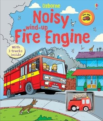 Noisy Wind-Up Fire Engine - pr_106155