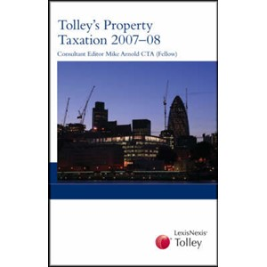 Tolley's Property Taxation