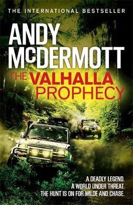 The Valhalla Prophecy (Wilde/Chase 9) - pr_385631