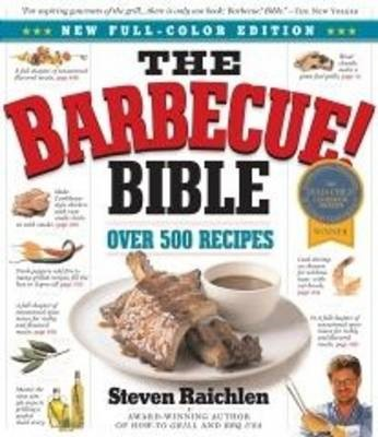 Barbecue Bible the Revisied Ed - pr_91096