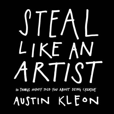 Steal Like an Artist - pr_90719