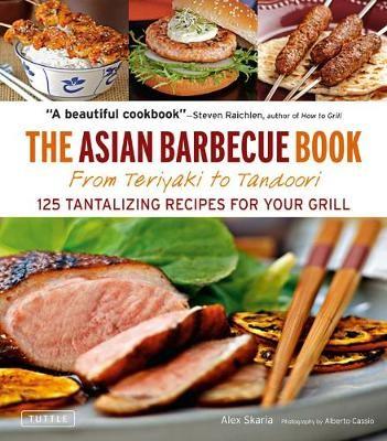 The Asian Barbecue Book - pr_256212