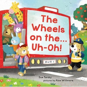 The Wheels on the Bus ... Uh-oh!