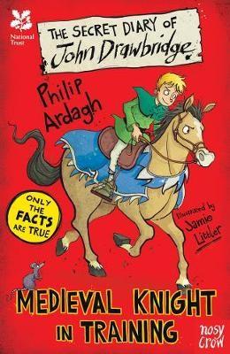 National Trust: The Secret Diary of John Drawbridge, a Medieval Knight in Training - pr_120125