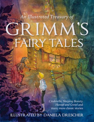 An Illustrated Treasury of Grimm's Fairy Tales - pr_83336
