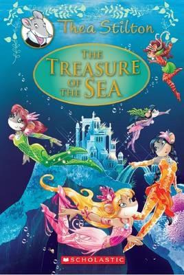 Thea Stilton Special Edition #5: Treasure of the Sea - pr_308853