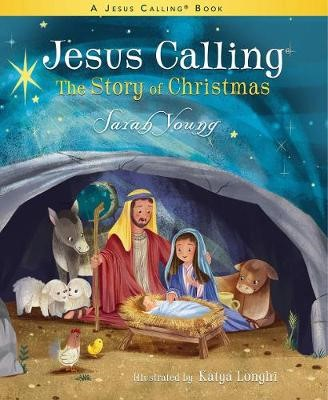 Jesus Calling: The Story of Christmas (picture book) - pr_137692