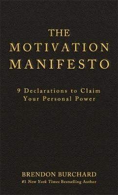 The Motivation Manifesto - pr_110905