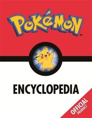 The Official Pokemon Encyclopedia - pr_333099